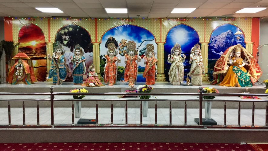 hindu temple society coventry